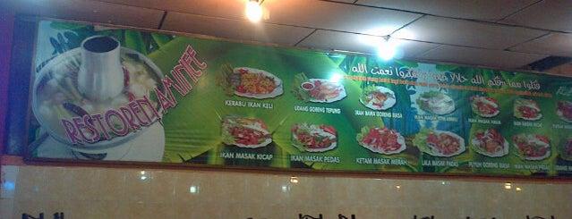 Restoran Aminee is one of g.