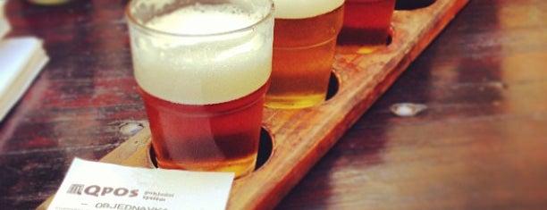 Prague Beer Museum is one of Long weekend in Prague.