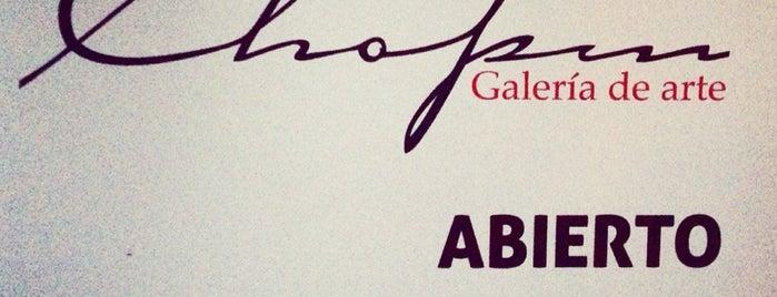 Galería de arte Chopin is one of Maria : понравившиеся места.