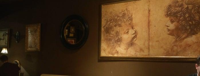 Da Vinci is one of Človek: сохраненные места.