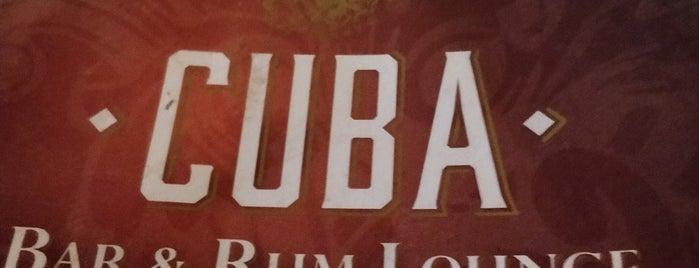 Cafe&Bar Cuba is one of Bratislava.