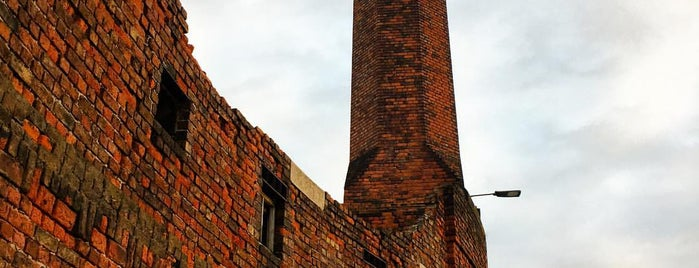 Stanley Dock is one of Liverpool.
