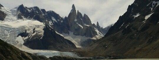 Laguna Torre is one of Argentina.