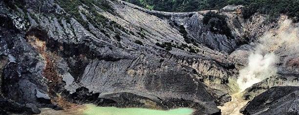 Gunung Tangkuban Parahu is one of Destination In Indonesia.