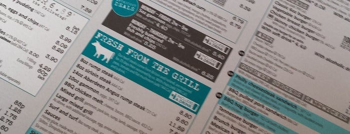 The Wild Boar (Wetherspoon) is one of Lieux qui ont plu à Carl.
