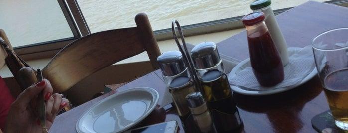 Maputo Waterfront Restaurant & Bar is one of Restaurantes bons.
