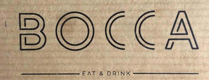 BOCCA - Eat & Drink is one of MENU'nun Kaydettiği Mekanlar.