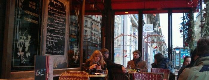 Café du Mogador is one of สถานที่ที่ Irina ถูกใจ.