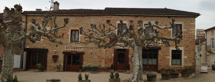 Auberge des Grenouillats is one of A list.