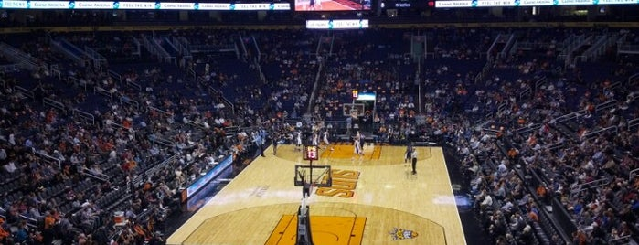 PHX Arena is one of NBA Arenas.