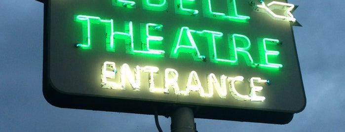 Wilshire Ebell Theatre is one of Rachel'in Kaydettiği Mekanlar.