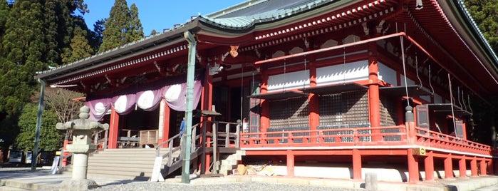 延暦寺 根本中堂 is one of 近江 琵琶湖 若狭.