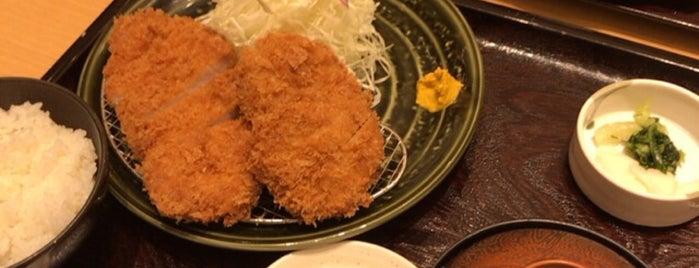 とんかつ和幸 is one of Locais curtidos por ZN.