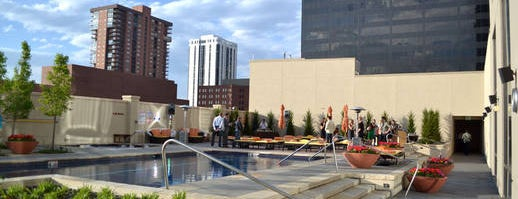 Four Season Hotel Denver-spa is one of Denver, CO.