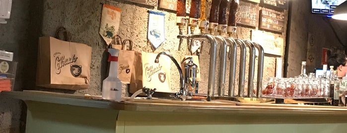 Bar Do Urso - Cervejaria Colorado is one of Lieux qui ont plu à Ray.