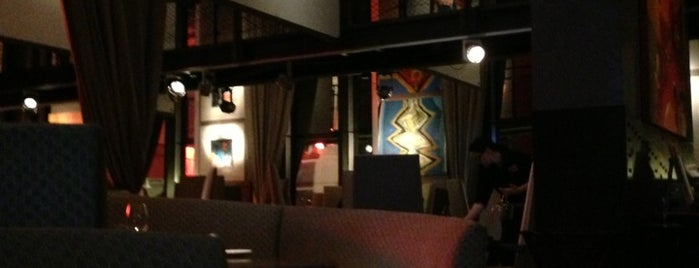 Canvas Bar & Restaurant is one of Programa A2 ;).