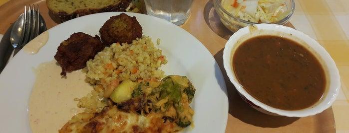 Govindas is one of Vegetarian Lunch.