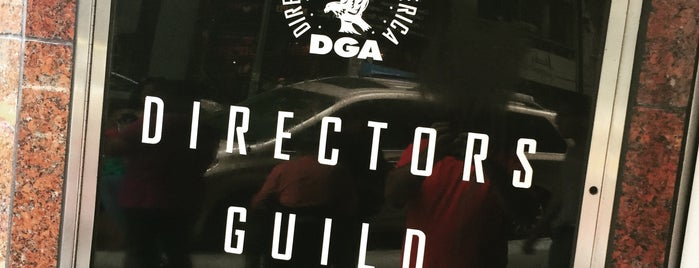 Directors Guild Of America Offices is one of Check In.