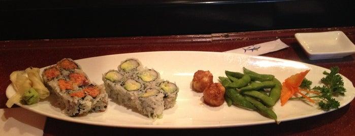 Kyoto Sushi is one of New Neighborhood.