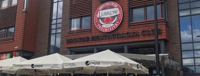 Browar Lubrow is one of Gdańsk.