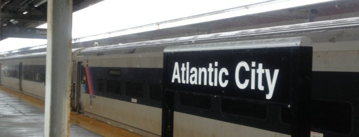 NJT - Atlantic City Terminal (ACRL) is one of Posti che sono piaciuti a Joseph.