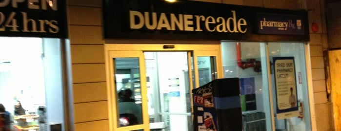 Duane Reade is one of Jason 님이 좋아한 장소.