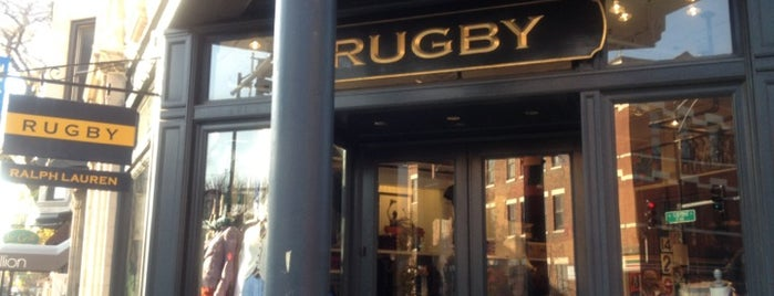 Rugby by Ralph Lauren is one of Chicago.