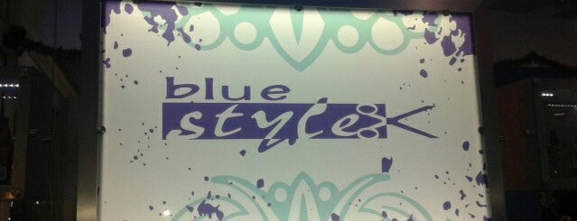 Blue Style is one of lindos.