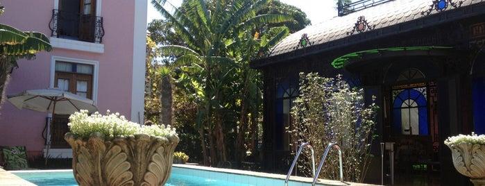 Hotel Boutique Quinta das Videiras ✨ is one of Locais salvos de Marcus.