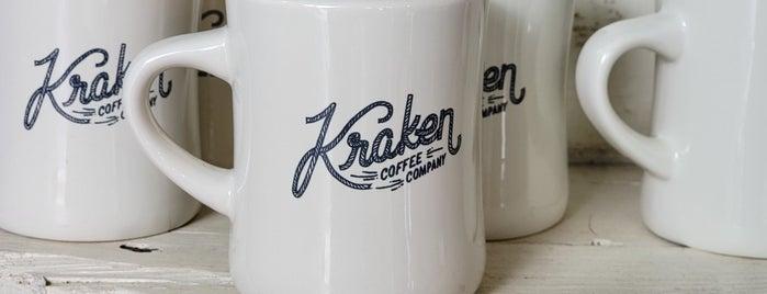 Kraken Coffee Company is one of Pismo.