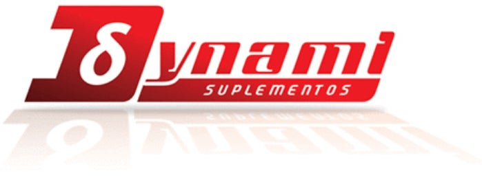 Dynami Suplementos is one of Lugares guardados de Jonathan.