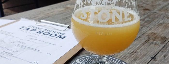 Stone Brewing Tap Room is one of สถานที่ที่บันทึกไว้ของ Davide.