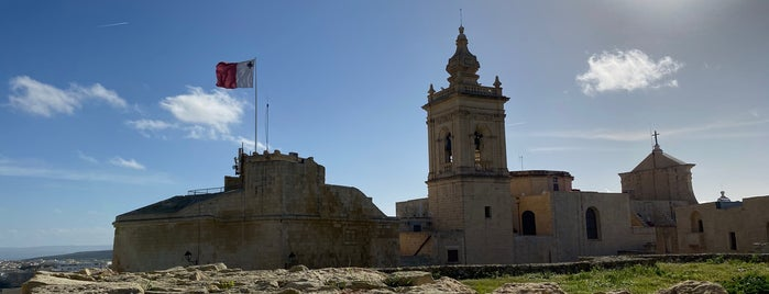 Citadella is one of VISITAR Malta.