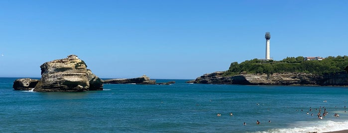 Biarritz is one of Orte, die Selinella gefallen.