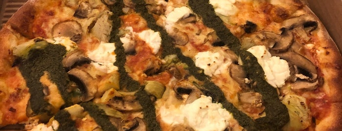 Pagliacci Pizza is one of Seattle Eats.