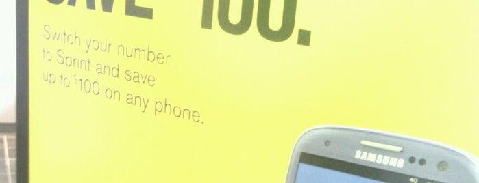 T-Mobile is one of Tempat yang Disimpan JULIE.