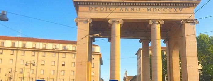 Piazza XXIV Maggio is one of Locais salvos de Dave.