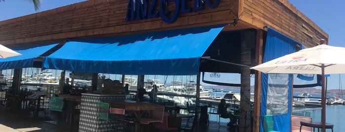 Anzuelo Cocina del Mar is one of Orte, die Jesus gefallen.