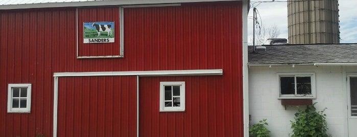 Sanders Dairy is one of NWI.
