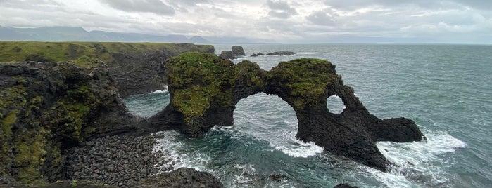 Gatklettur is one of Island - nutno vidět.. ;).