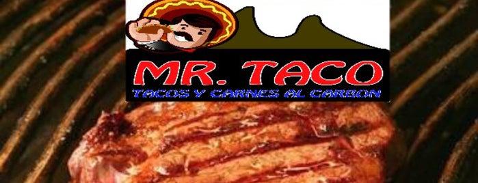 Mr.Taco is one of MrTaco'nun Beğendiği Mekanlar.