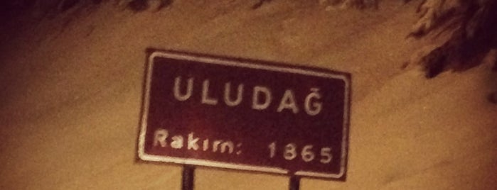Uludağ is one of Türkiye'de Gezilmesi- Görülmesi Gereken Yerler.