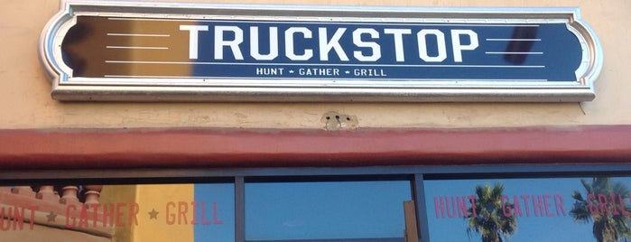 The Truckstop is one of san diego, mami..