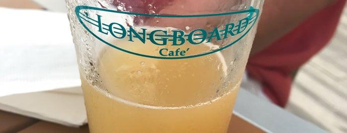 Longboard Cafe is one of Ocean city.