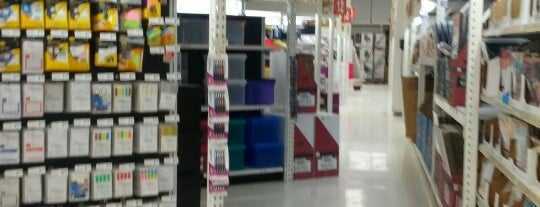 Office Depot is one of My favs.