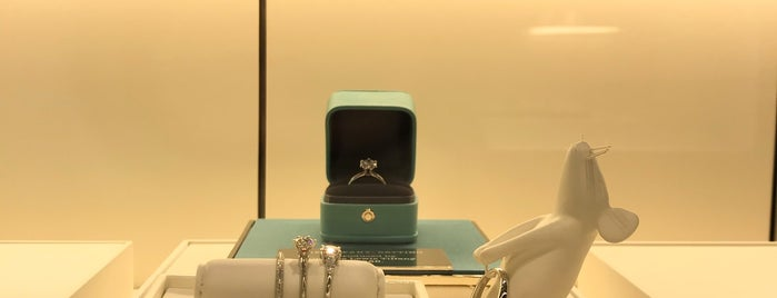 Tiffany & Co. is one of Europe: 3months business trip '15.