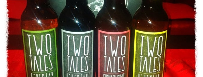 Two Tales Brewing is one of Prague.
