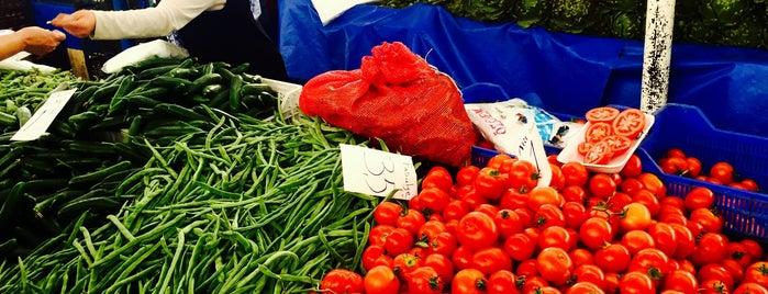 Fethiye Market is one of Fethiye Turkey.
