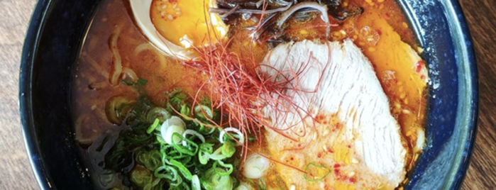Hinata Ramen is one of [To-do] Amsterdam.