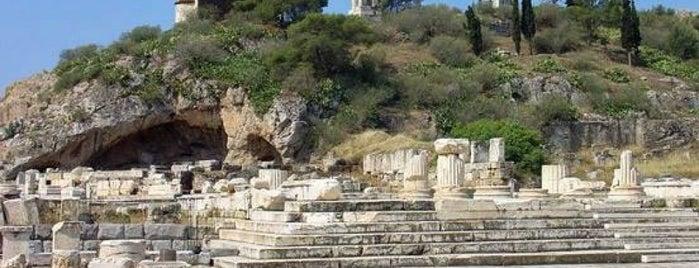 Ελευσινια Μυστηρια (τρυπα του Αδη) is one of [To-do] Greece.
